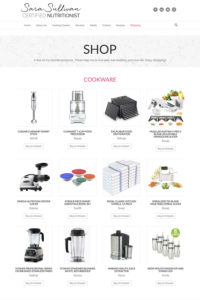 Sara Sullivan online store